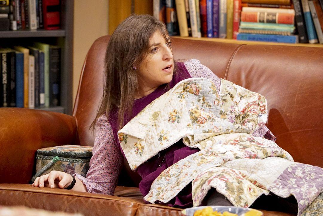 Wird der Junggesellinnenabschied von Amy (Mayim Bialik) wirklich so wild, verrückt und feuchtfröhlich, wie sie es sich wünscht? - Bildquelle: Warner Bros. Television