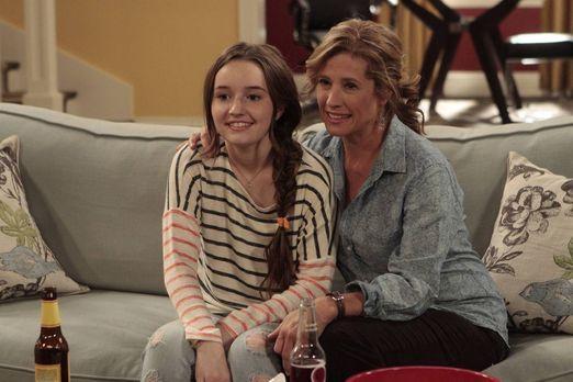 Last Man Standing - Werden Eve (Kaitlyn Dever, l.) und ihr Mutter Vanessa (Na...