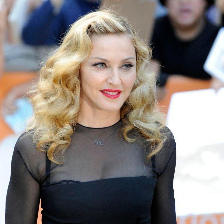 Platz 1: Madonna - Bildquelle: World Entertainment News Network