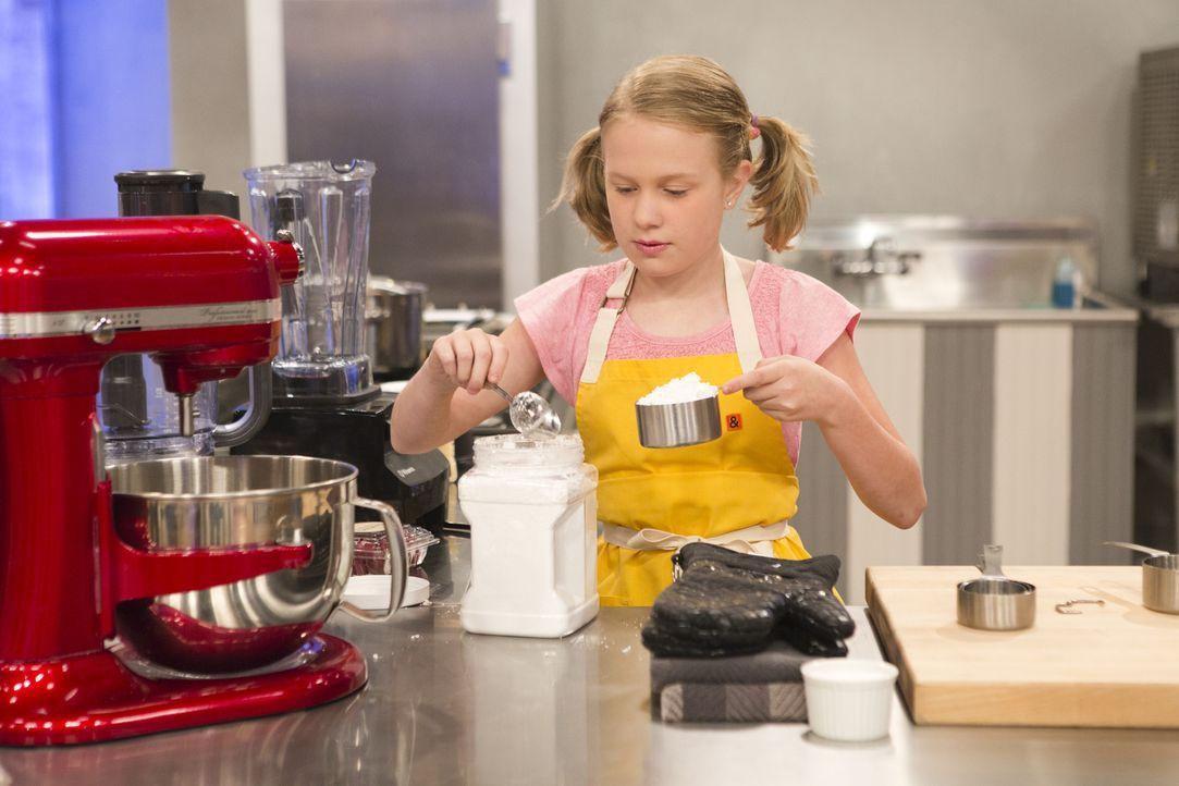 Wie wird sich Jane bei der Makronen-Challenge schlagen? - Bildquelle: Adam Rose 2015, Television Food Network, G.P.  All Rights Reserved.