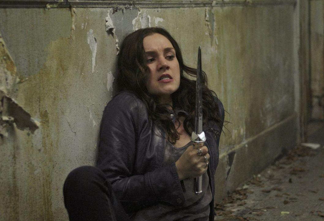 Können die Winchester-Brüder Meg (Rachel Miner) glauben und vertrauen? - Bildquelle: Warner Bros. Television