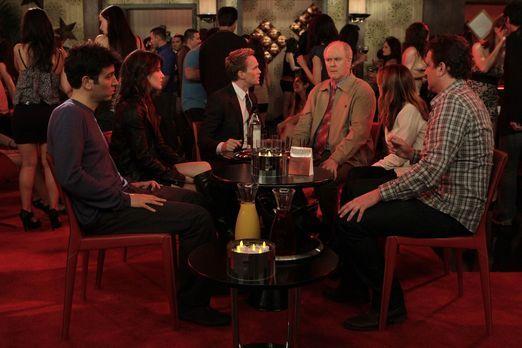 How I Met Your Mother - Verbringen einen Samstagabend zusammen: Barney (Neil...