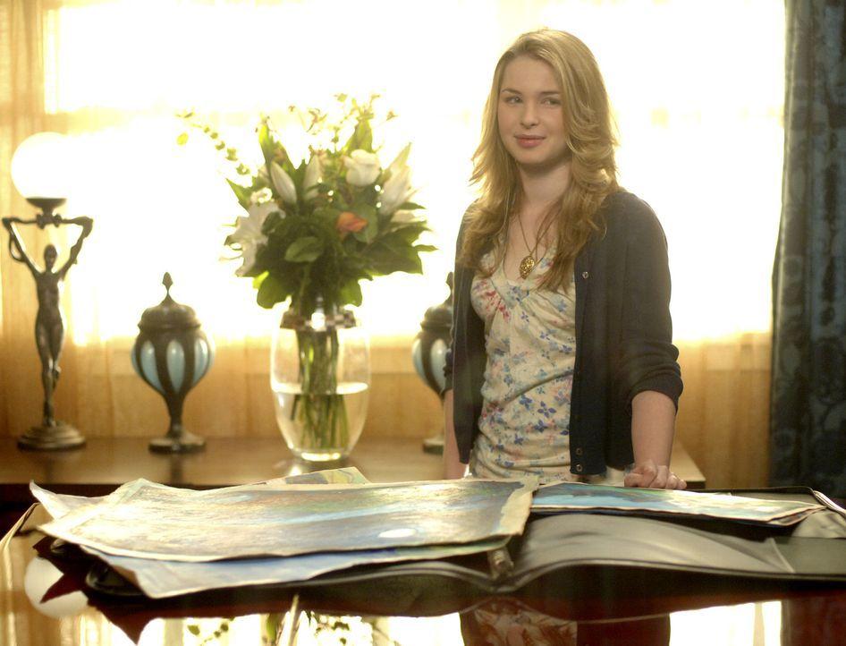 Kyle fühlt sich zu Amanda (Kirsten Prout) hingezogen, doch dann muss er schmerzlich erkennen, dass sie bereits einen Freund hat ... - Bildquelle: TOUCHSTONE TELEVISION