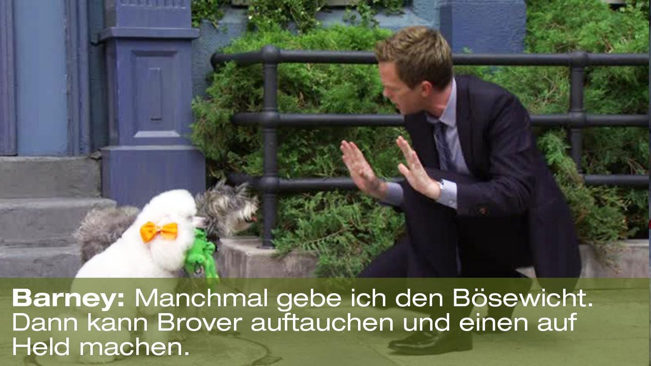 how-i-met-your-mother-zitat-quote-staffel-8-episode-5-durchtriebene-hunde-5-barney-foxpng 1600 x 900 - Bildquelle: 20th Century Fox