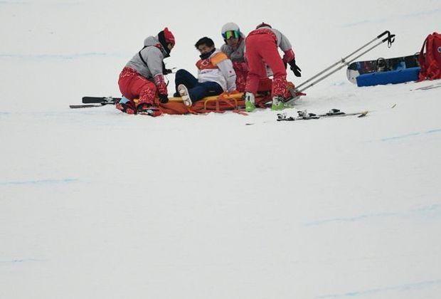 Snowboard: Yuto Totsuka muss behandelt werden