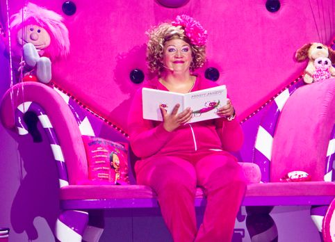 Cindy aus Marzahn - Pink is bjutiful! - Comedy-Prinzessin Cindy aus Marzahn w...