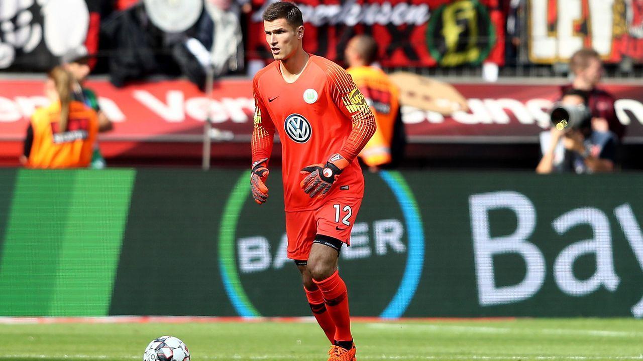 Pavao Pervan (VfL Wolfsburg) - Bildquelle: 2018 Getty Images