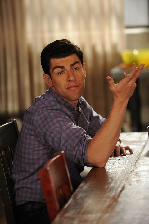 Will nicht, dass Nick auszieht: Schmidt (Max Greenfield) ... - Bildquelle: 20th Century Fox