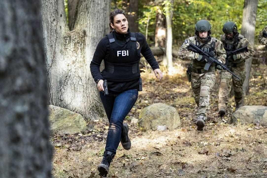 Maggie Bell (Missy Peregrym) - Bildquelle: David Giesbrecht 2018 CBS Broadcasting, Inc. All Rights Reserved/David Giesbrecht