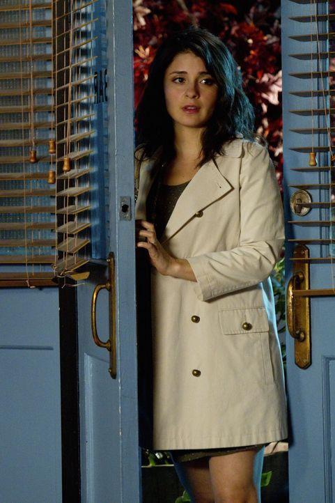 Nach ihrem Besuch beim Frauenarzt steht Cate Cassidy (Shiri Appleby) noch immer unter Schock ... - Bildquelle: The CW   2010 The CW Network, LLC. All Rights Reserved