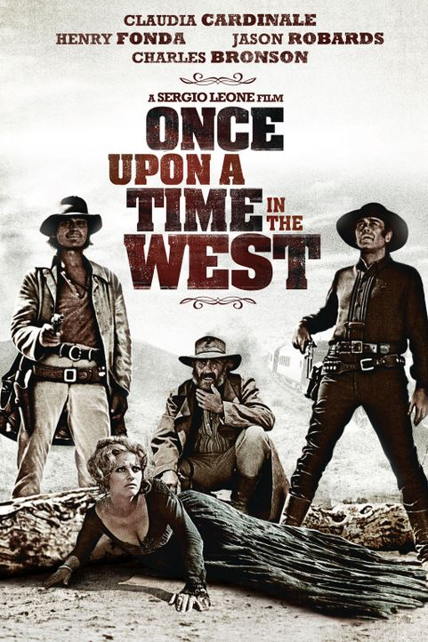 Once Upon a Time in the West - Plakatmotiv - Bildquelle: TM &   2003 by Paramount Pictures Corporation. All rights reserved