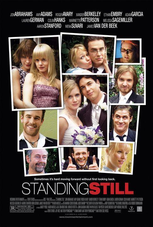 Standing Still - Plakatmotiv