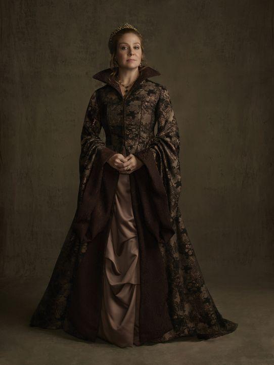 (3. Staffel) - Königin-Mutter Catherine (Megan Follows) ist bei ihrem Sohn Francis in tiefe Ungnade gefallen, doch seine Krankheit könnte auch für s... - Bildquelle: 2014 The CW Network, LLC. All rights reserved.
