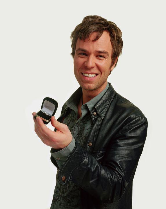 Rick Meadows (J.R. Bourne) verspricht seiner Ex-Frau Jenny, sich zu ändern und macht ihr erneut einen Heiratsantrag ... - Bildquelle: CPT Holdings, Inc.  All Rights Reserved.