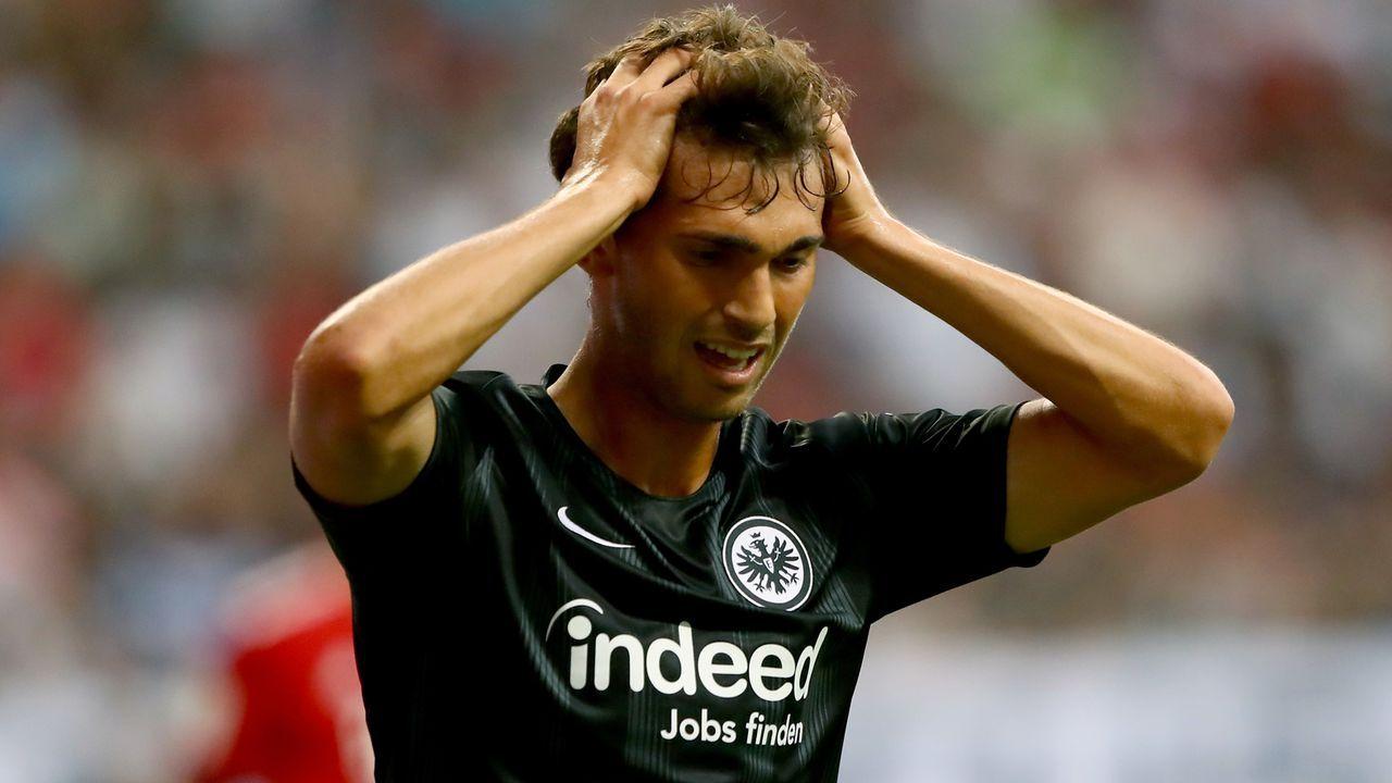Lucas Torro (Eintracht Frankfurt) - Bildquelle: 2018 Getty Images