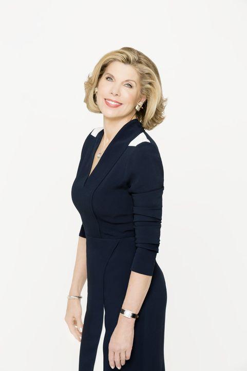 (6. Staffel) - Sie musste einige Opfer bringen, um dorthin zu kommen, wo sie jetzt ist: Diane Lockhart (Christine Baranski) ... - Bildquelle: Jeff Katz 2012 CBS Broadcasting Inc. All Rights Reserved.