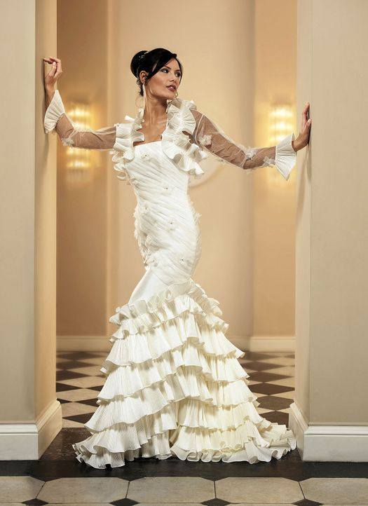 Hochzeitskleider-06-Lohrengel-dpa-gms - Bildquelle: Lohrengel/dpa/gms