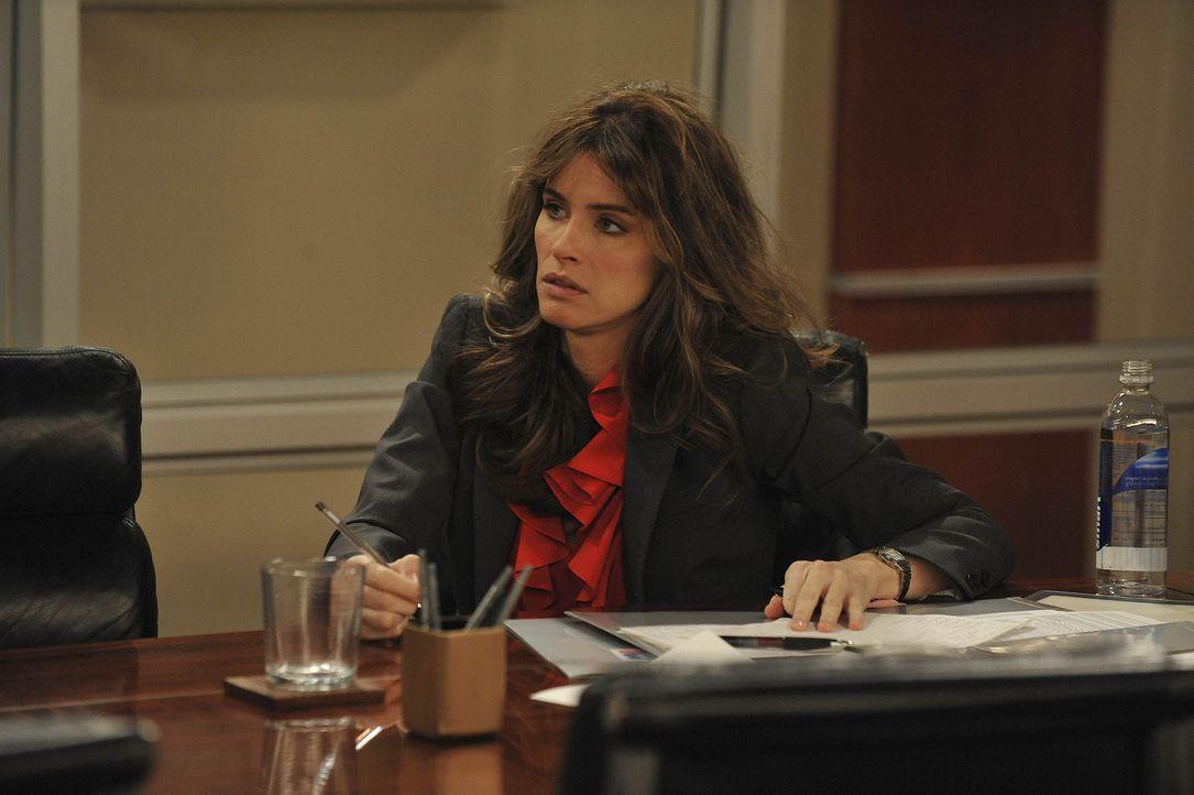 Marshalls neue Kollegin: Jenkins (Amanda Peet) ... - Bildquelle: 20th Century Fox International Television