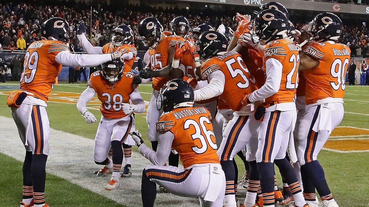 GEWINNER: Chicago Bears - Bildquelle: 2018 Getty Images