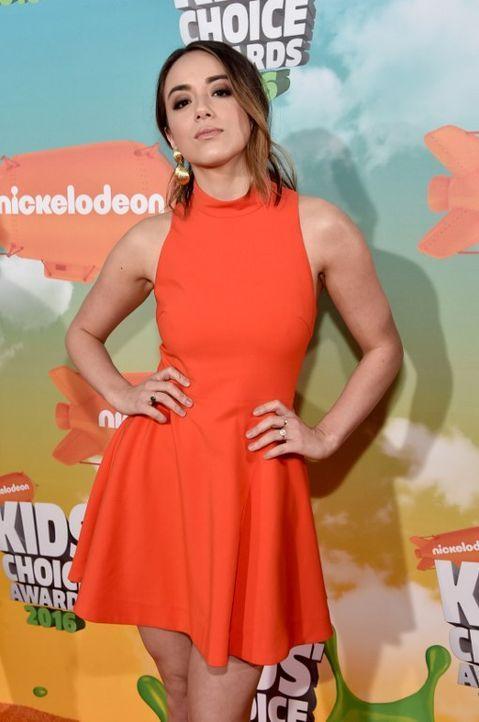 Nickelodeon-18-Chloe-Bennet-getty-AFP - Bildquelle: getty-AFP