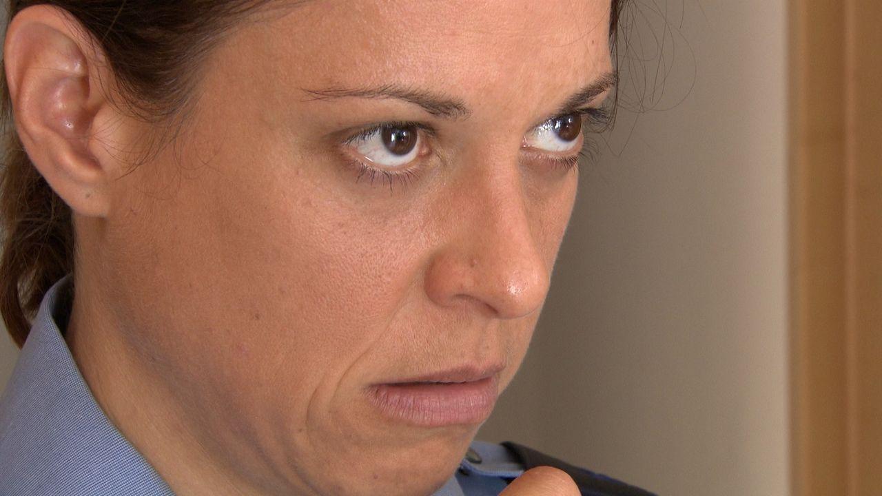 Seit dem Unfalltod ihres damals 7-jährigen Sohnes Lukas ist die Polizeibeamtin Tanja Beyer nur noch ein Schatten ihrer selbst. Anstatt ihren Schmer... - Bildquelle: SAT.1