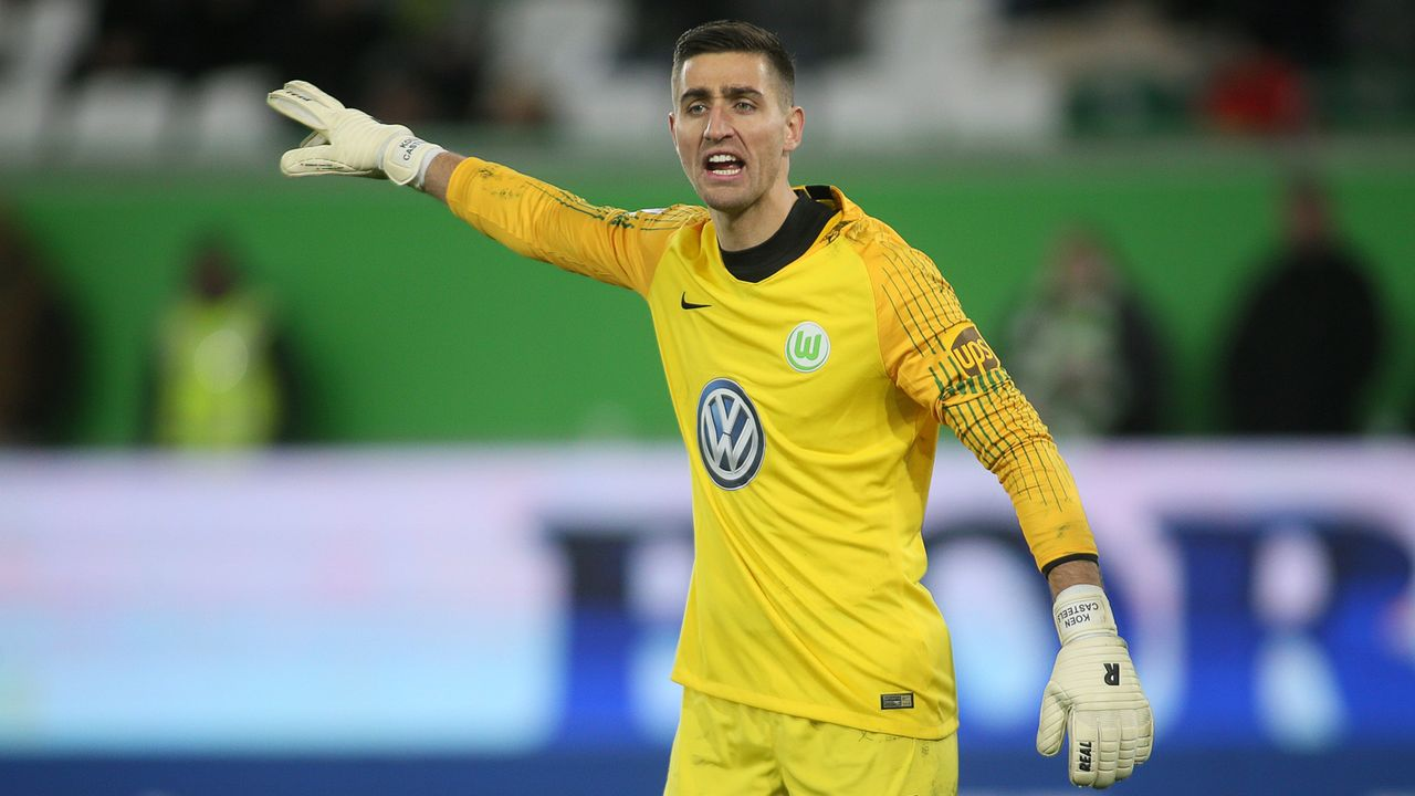Koen Casteels (VfL Wolfsburg) - Bildquelle: Getty Images