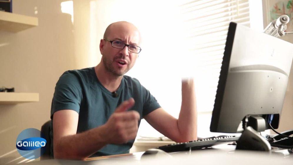 Webphänomen: Unsichtbar
