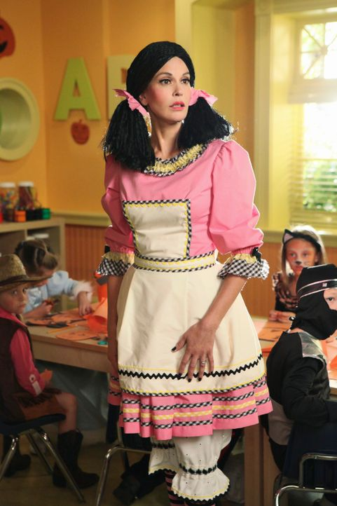 Halloween steht vor der Tür und Susan (Teri Hatcher) ist gezwungen, ihr kleines Geheimnis zu offenbaren und schockiert damit Mike ... - Bildquelle: ABC Studios