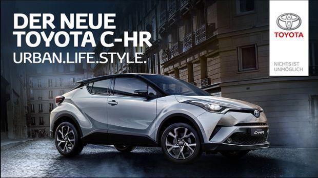 Toyota C-HR Hybrid _groß
