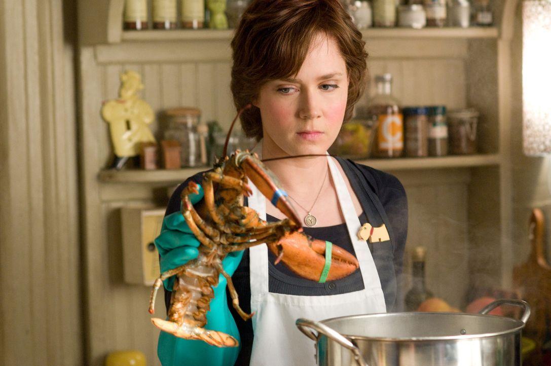 Julie (Amy Adams) kocht innerhalb eines Jahres sämtliche Rezepte im Kochbuch-Klassiker von Julia Childs nach. Sie blogt über ihre Erfahrungen - sehr... - Bildquelle: 2009 Columbia Pictures Industries, Inc. All Rights Reserved.