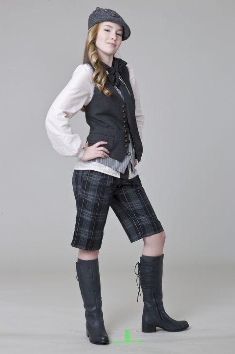 Kristen (Bridgit Mendler) ist durch und durch Sportfan ... - Bildquelle: 2008 Warner Bros.