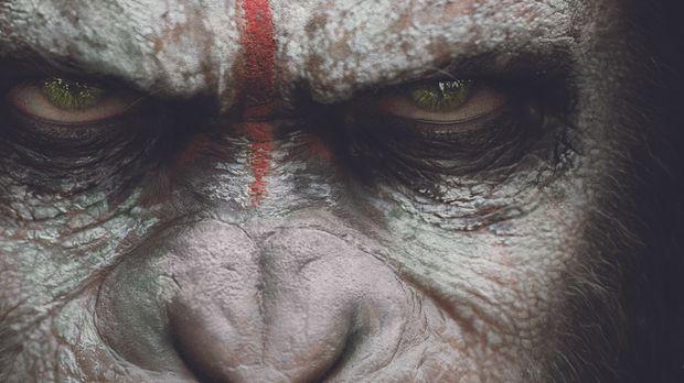 PLANET DER AFFEN: REVOLUTION - Plakat © 2014 Twentieth Century Fox Film Corpo...