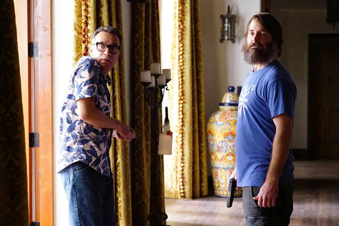 Karl (Fred Armisen, l.); Tandy (Will Forte, r.) - Bildquelle: 2017-2018 Fox and its related entities.  All rights reserved.