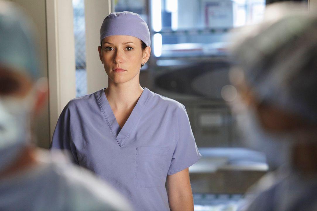 Fühlt sich von ihrer Schwester vernachlässigt und überhaupt von der Welt verlassen: Lexie (Chyler Leigh) ... - Bildquelle: ABC Studios