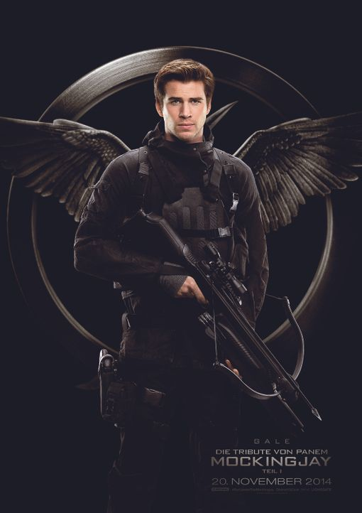 DIE TRIBUTE VON PANEM - MOCKINGJAY TEIL 1 - Liam Hemsworth HEMSWORTH, LIAM - Bildquelle: TM &   2014 Lions Gate Entertainment Inc. All rights reserved.