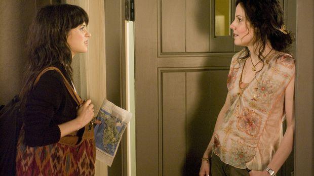 Erst nistet sich Schwager Andy bei Nancy (Mary-Louise Parker, r.) ein, dann s...