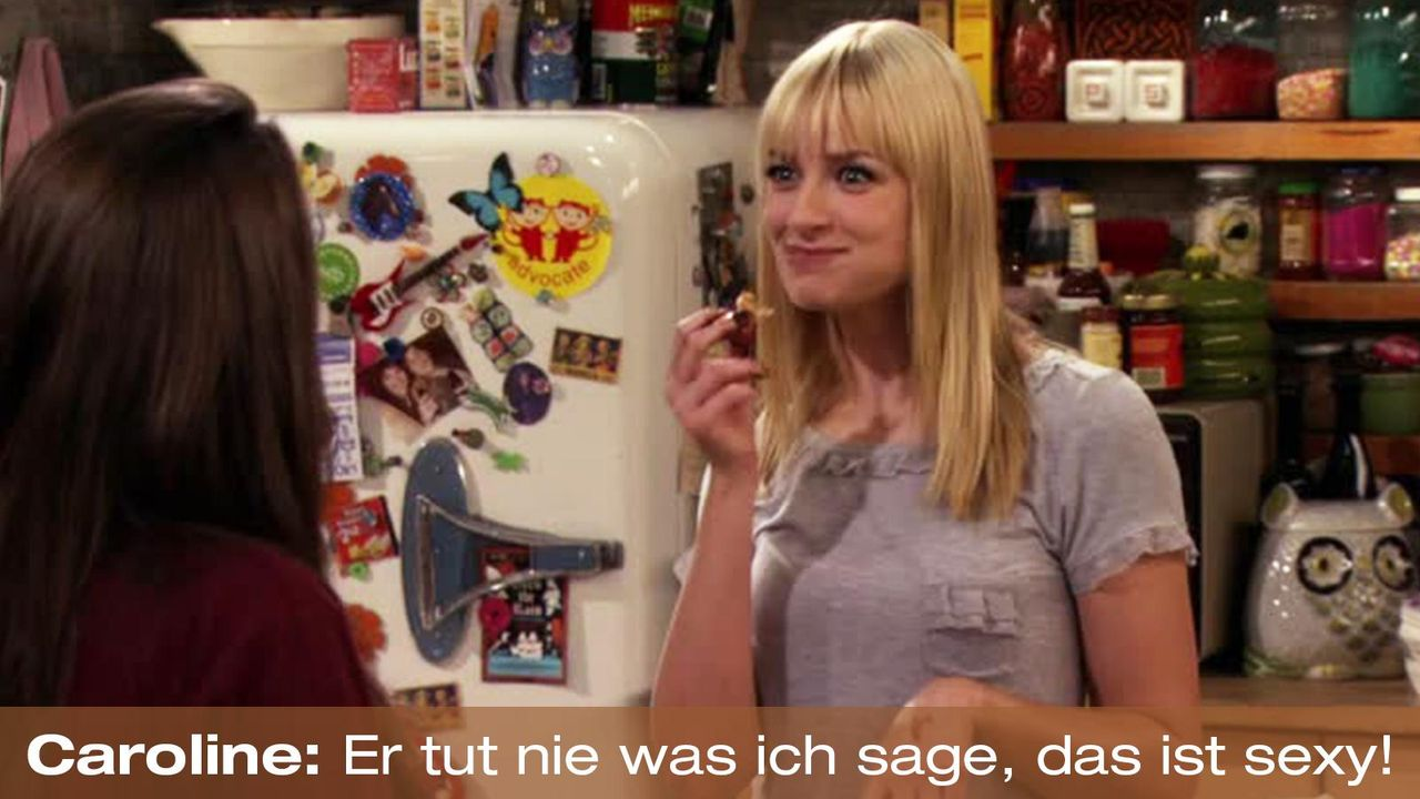 2-broke-girls-zitat-quote-staffel2-episode10-grosse-eroeffnung-caroline-sexy-warnerpng 1600 x 900 - Bildquelle: Warner Bros. International Television