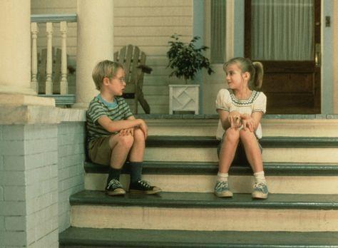 My Girl - Meine erste Liebe - Thomas J. (Macaulay Culkin, l.) und Vada (Anna...