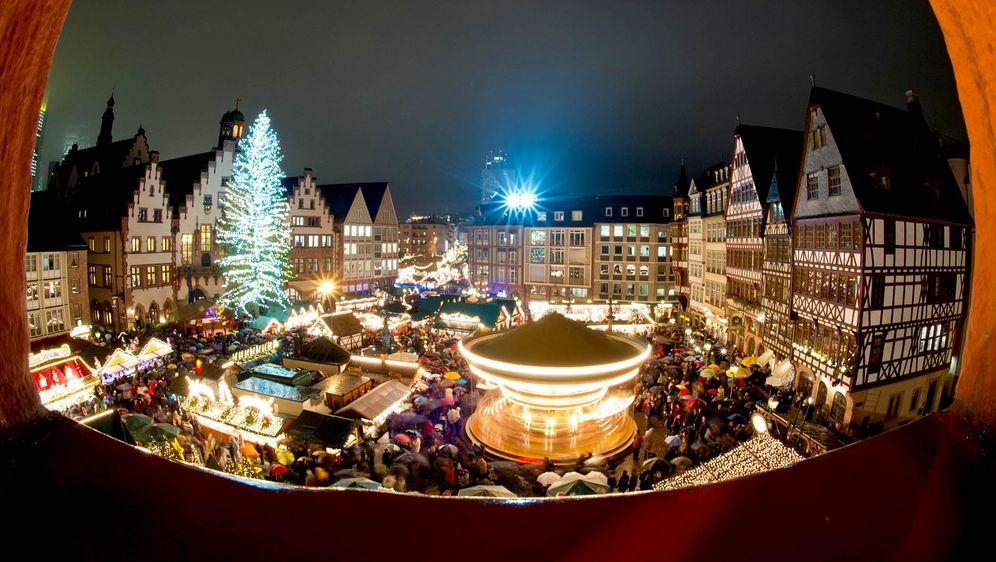 Die 10 schönsten Weihnachtsmärkte - Bildquelle: usage Germany only, Verwendung nur in Deutschland