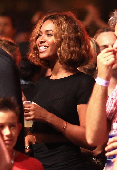 Beyoncé Knowles: Sängerin mit neuer Frisur - Bildquelle: AFP