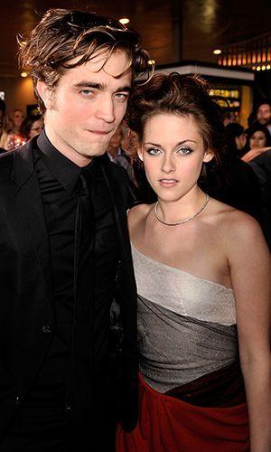 Robert Pattinson und Kristin Stewart - Bildquelle: AFP