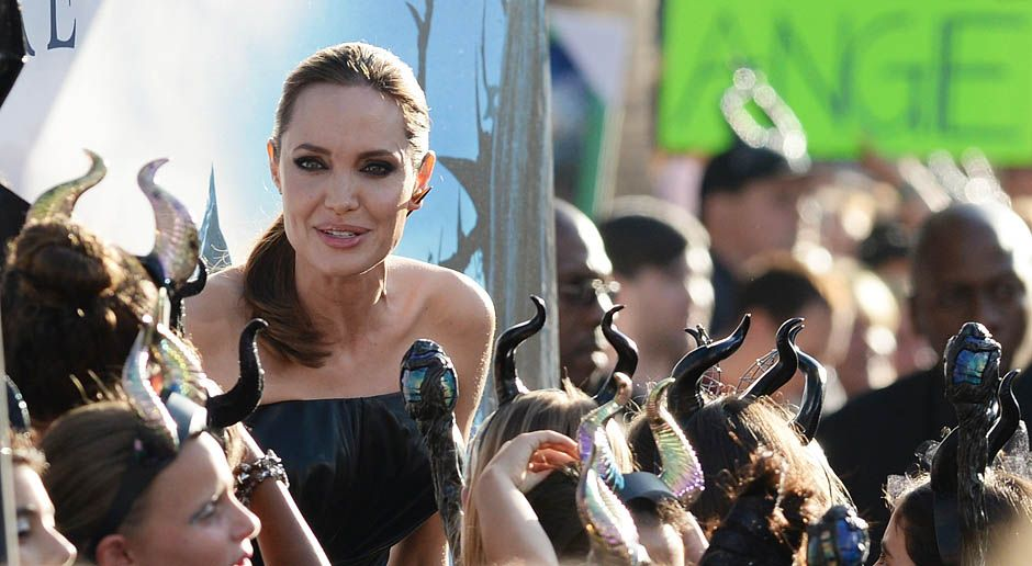 Maleficent-Angelina-Jolie-14-05-28-AFP - Bildquelle: getty-AFP