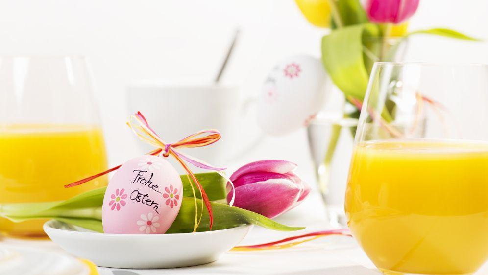 Tischdeko zu Ostern - Bildquelle: fotoart111_Fotolia_50317088_Subscription_Monthly_M