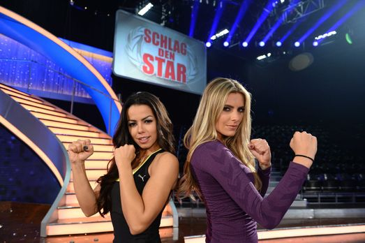 "Schlag den Star - ""Let's Dance""-Gewinnerin Sophia Thomalla tritt ge..."