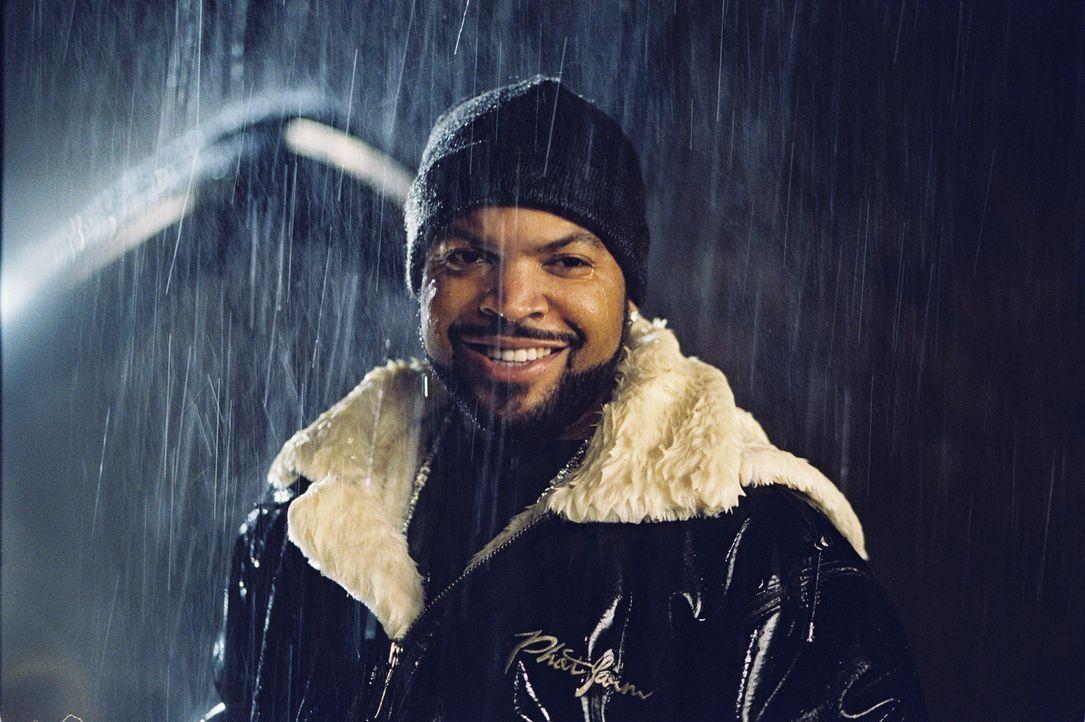 Eigentlich hatte Kinderhasser Nick (Ice Cube) die schöne Single-Mama Suzanne schon abgeschrieben, aber als sie so allein und hilflos mit einer Auto... - Bildquelle: Sony 2007 CPT Holdings, Inc.  All Rights Reserved.