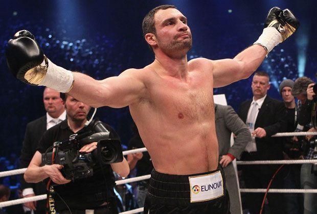 Vitali Klitschko - Bildquelle: Getty