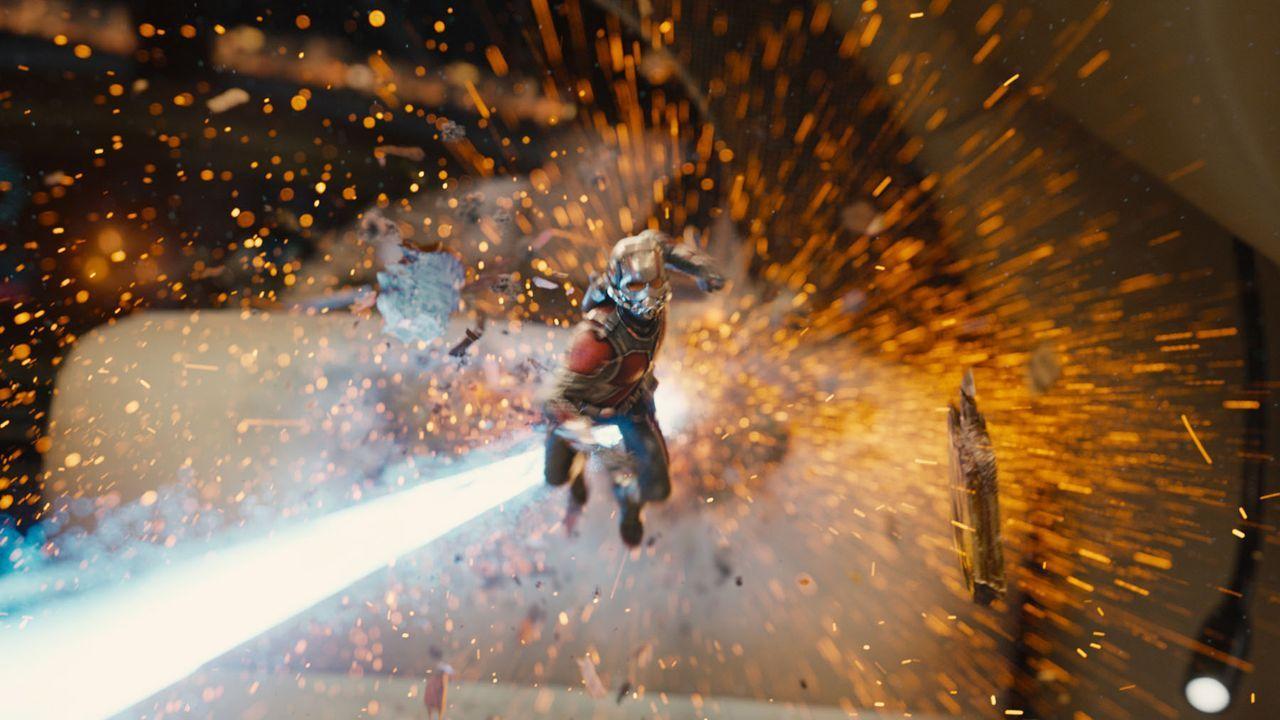 Ant-Man-20-Marvel2015 - Bildquelle: Marvel 2015