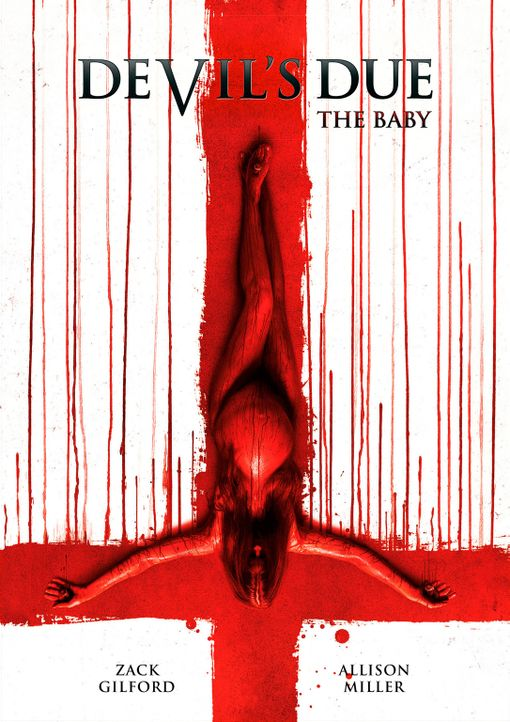 DEVIL'S DUE - TEUFELSBRUT - Artwork - Bildquelle: 2014 Twentieth Century Fox Film Corporation.  All rights reserved.