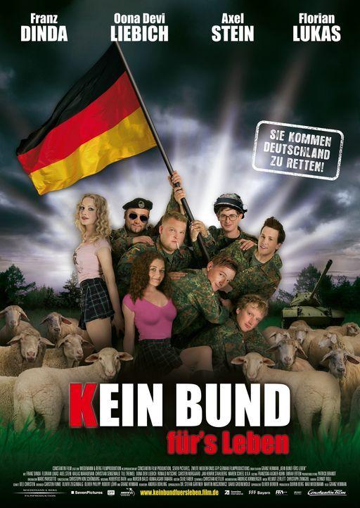 KEIN BUND FÜR'S LEBEN - Plakatmotiv - Bildquelle: Constantin Film