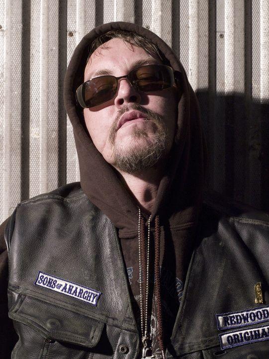 """(1. Staffel) - Seinen Spitznamen bekam Filip """"Chibs"""" Telford (Tommy Flanagan) durch die Narben in seinem Gesicht. Weil er als Sanitäter beim Militär... - Bildquelle: 2008 FX Networks, LLC. All rights reserved."""